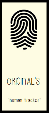Original's - Human Tracker